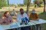 El veler d'Ecologistes en Acció, 'DiosaMaat' arriba a la costa de Peníscola i Vinaròs