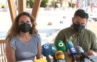 Presentació de la Campanya Banderes Verdes a Vinaròs 22-07-2021