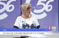 L'Informatiu de Canal 56 30-07-2021