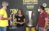 La Copa de la UEFA Europa League del Villarreal a Benicarló 08-07-2021