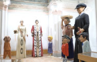 Inauguració de l'exposició de Nanos i Gegants de Vinaròs 08-07-2021