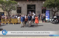 Vinaròs acomiada a l'excalde Jordi Romeu 24-07-2021