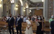 Solemne Missa en honor a Sant Jaume i el Beat Fray Tobías Borrás Romeu. Festes Majors de Sant Jordi 25-07-2021