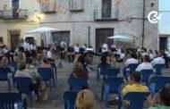 Concert de l'Associació Musical Sant Jordi. Festes Majors de Sant Jordi 25-07-2021