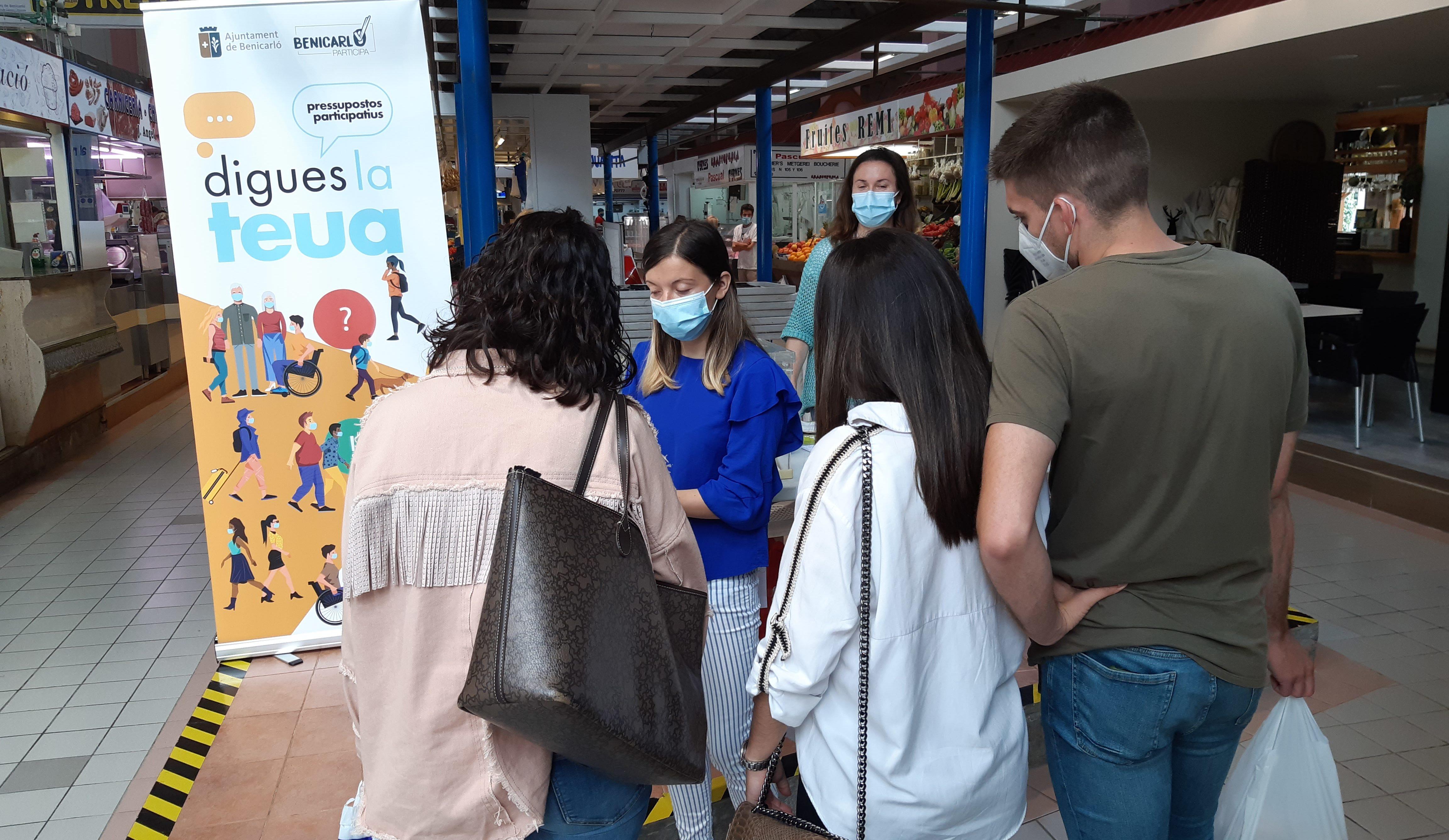 Els pressupostos participatius de Benicarló aposten pels projectes més sostenibles i inclusius