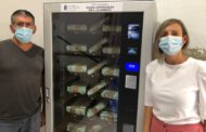 Alcalà-Alcossebre instal·la màquines de bosses compostables per al reciclatge d'escombraries orgàniques