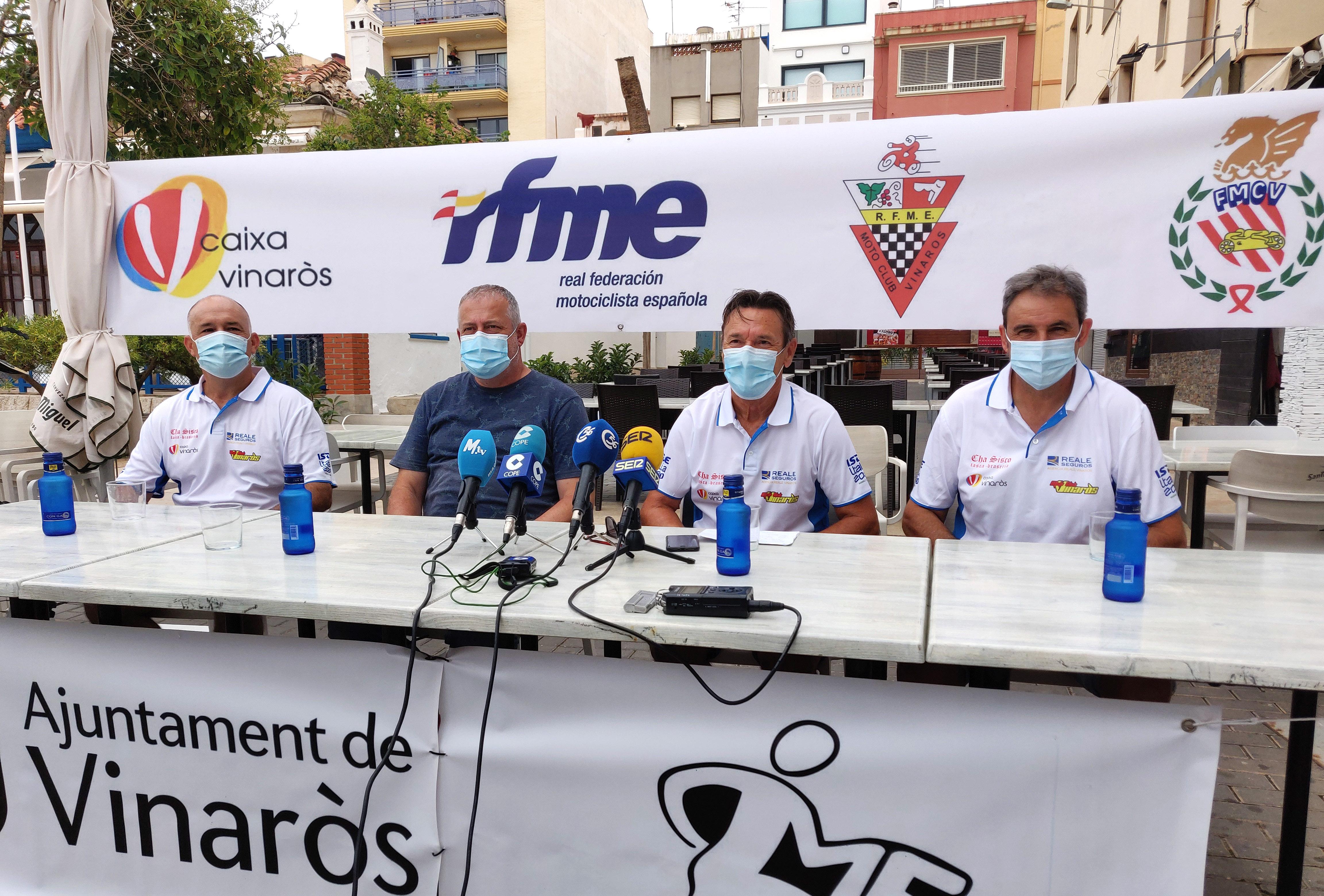 ElMotoclubVinaròs participarà en l'ISDEItàlia 2021