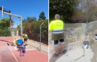L'Ajuntament de Sant Jordi realitza més de 20 accions de millora del municipi durant l'agost