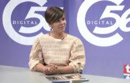Susana Sanz, alcaldessa de Xert, a L'ENTREVISTA de C56 13-08-2021