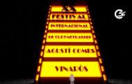 Lliurament de Premis del XX Festival Internacional de Curtmetratges Agustí Comes de Vinaròs 31-07-2021