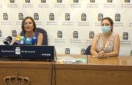 Presentació de la campanya de prevenció de l'assetjament sexual durant les Festes Patronals de Benicarló 16-08-2021