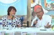 Presentació del llibre 'Guia sentimental del Maestrat', d'Amàlia Roig, a Rossell 05-08-2021