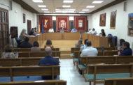 Sessió extraordinària del Ple de l'Ajuntament de Benicarló 31-08-2021