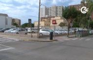 Obertura del pàrquing del carrer Sant Francesc de Vinaròs 04-08-2021