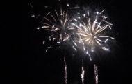 Castell de focs artificials  fi Festes a Benicarló 29-08-2021