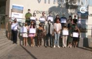 Lliurament de les distincions SICTED a Vinaròs 02-08-2021