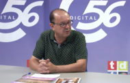 Adolf Sanmartín, alcalde de Cervera del Maestre a L'ENTREVISTA de C56 06-08-2021