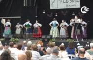 Actuació del Grup de Música i Danses La Sotà de Benicarló 24-08-2021