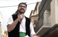 Ofrena de Cabelleres a la Verge de l'Assumpció i Pregó a càrrec de Josep Meseguer. Festes de Xert 14-08-2021