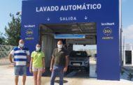 Primer rentat gratis en el nou i innovador rentacotxes de la Cooperativa Benihort de Benicarló