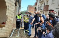 Comença la segona fase de l'operatiu d'emergència d'Alcanar després de garantir la seguretat de les persones