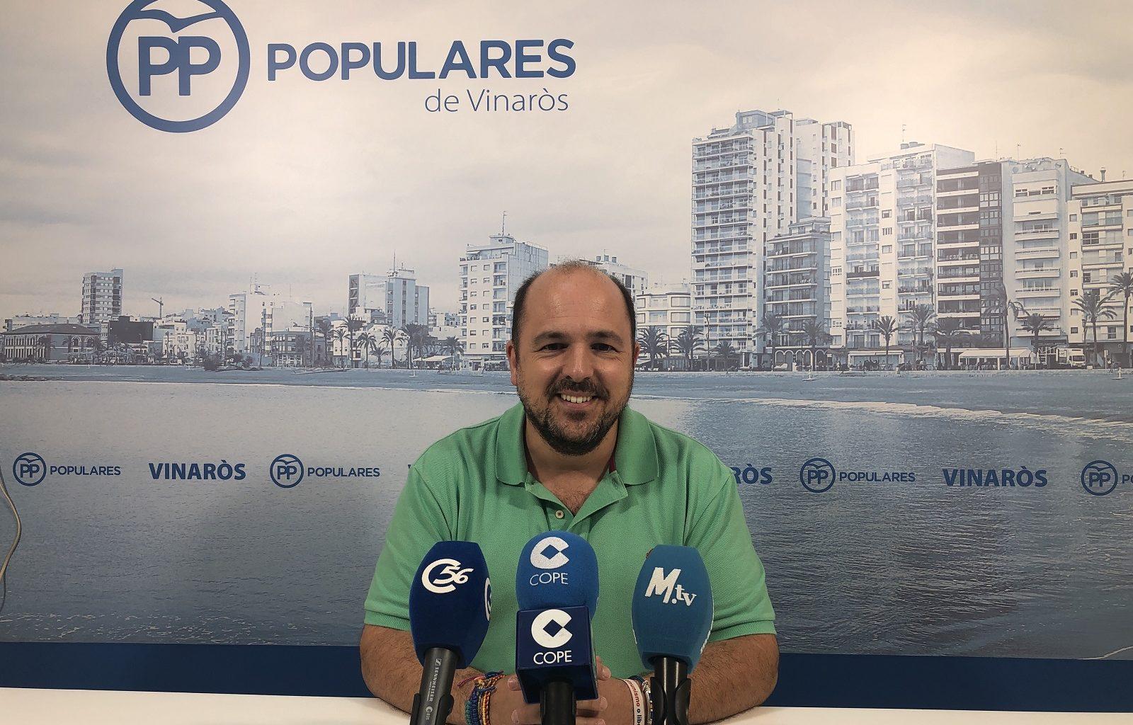 El PP de Vinaròs demana explicacions per 'l'estafa a la zona blava'