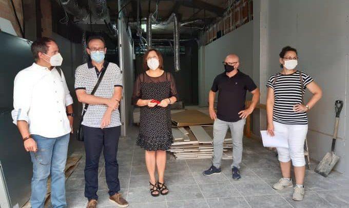 L'alcaldessa de Benicarló anuncia que la Universitat Popular tornarà a obrir les seues portes
