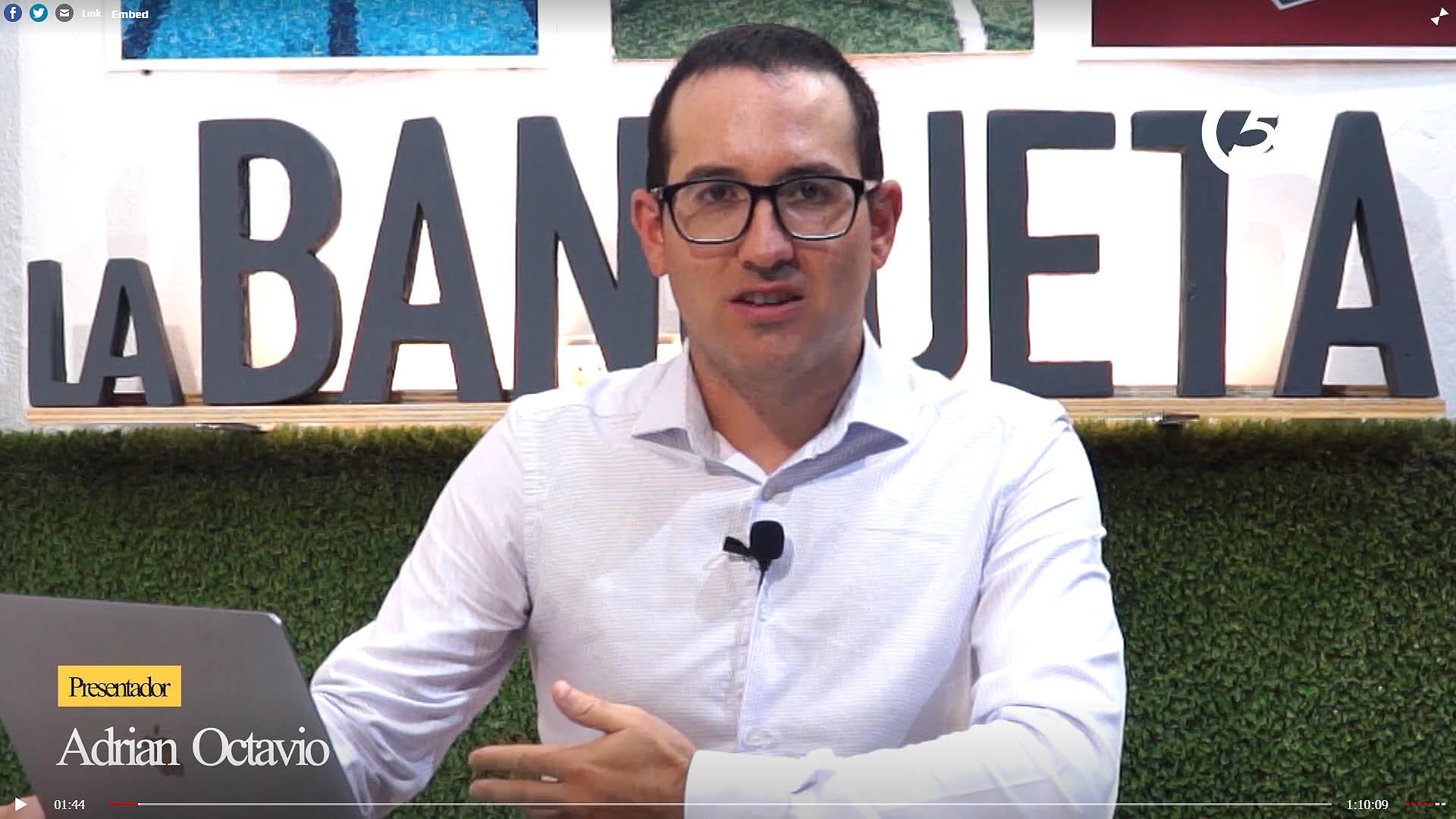 'La Banqueta Esports' arranca temporada a Canal 56, la televisió de proximitat