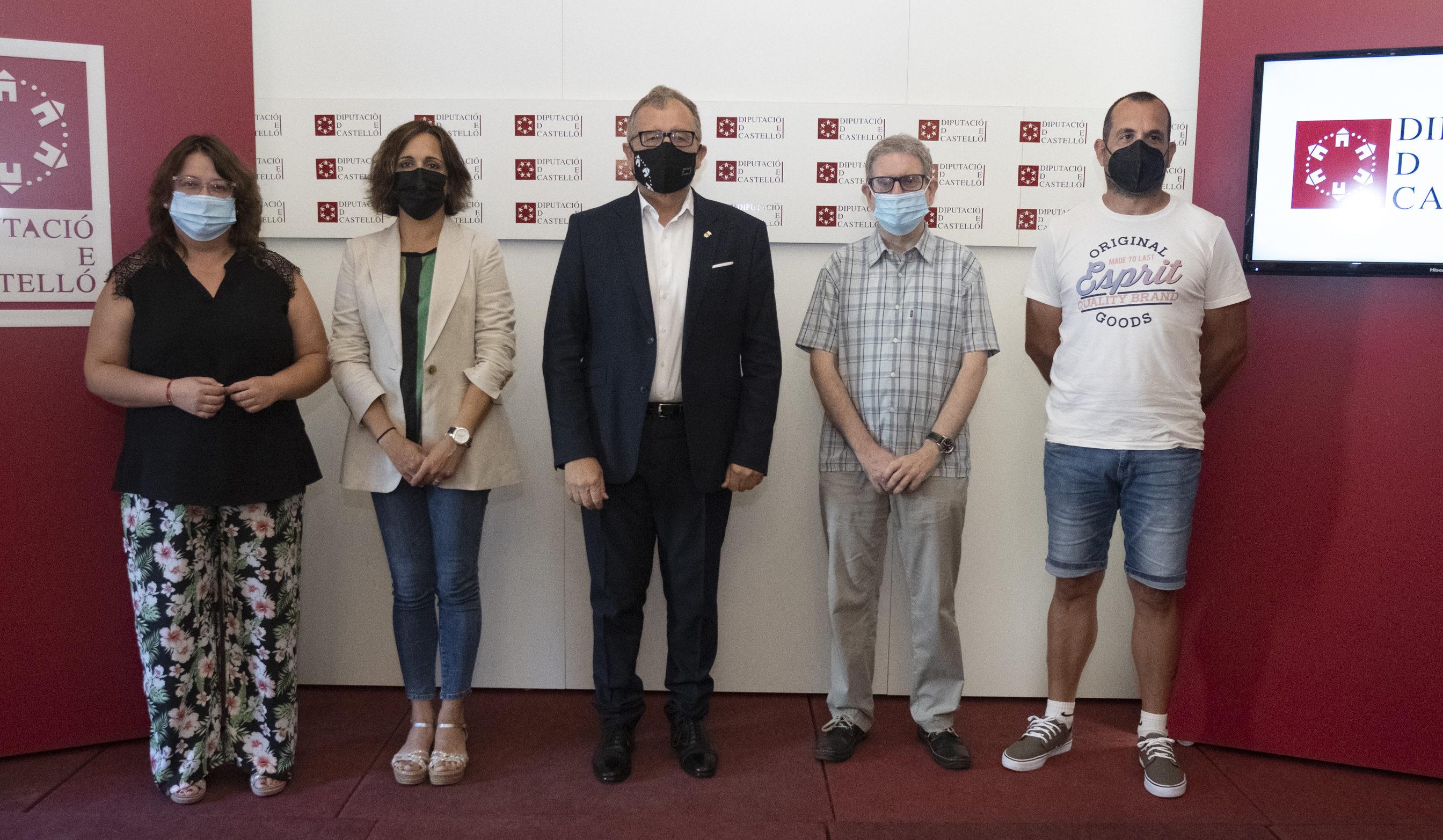 La Diputació recolza amb 22.000 euros el projecte cultural i turístic 'Camins dels càtars'