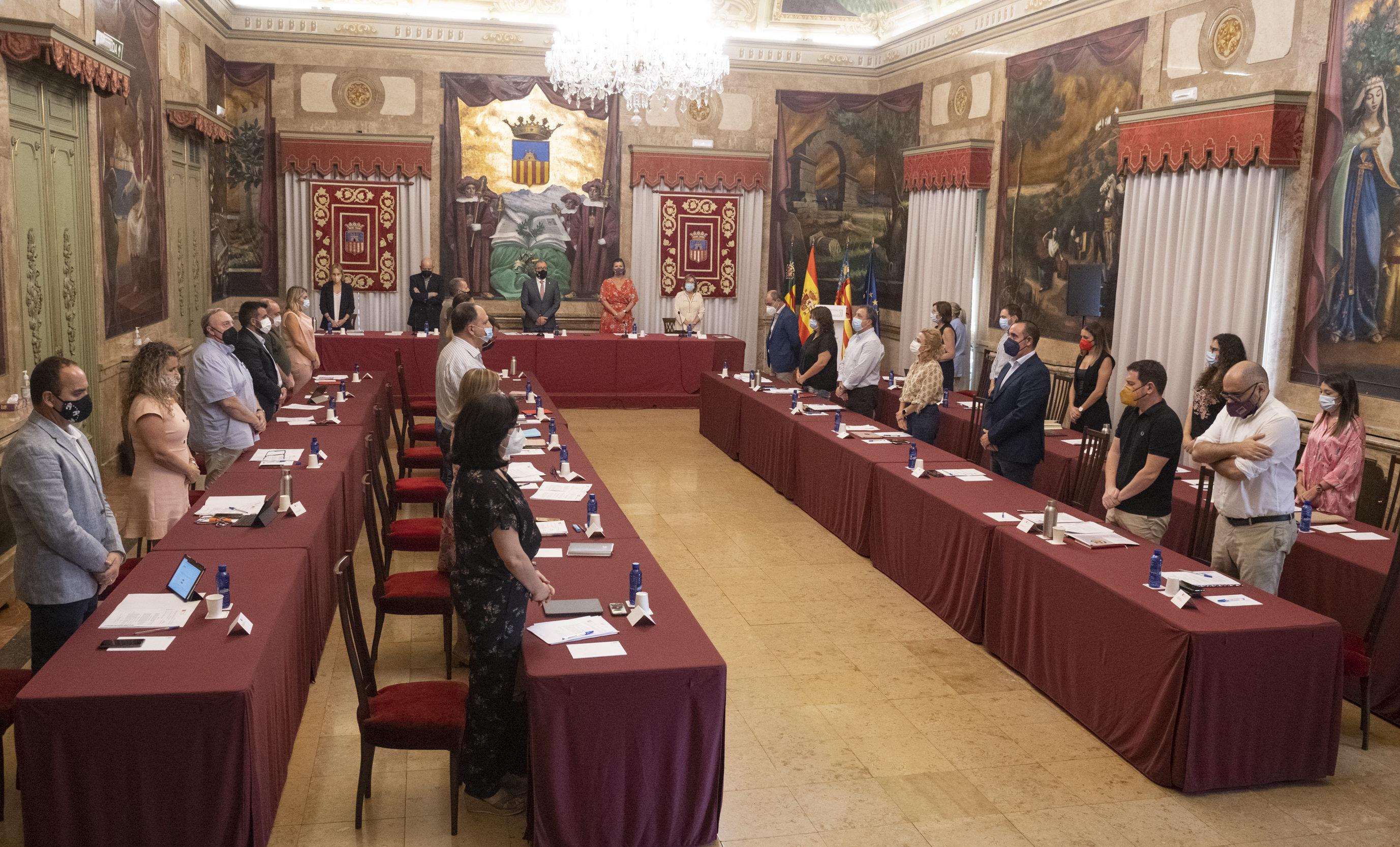 La Diputació insta al Govern a declarar Zona Greument Afectada per Emergències a Benicàssim, Vinaròs i Càlig