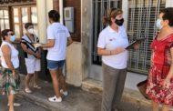 Educadores Ambientals de la Diputació visiten Santa Magdalena