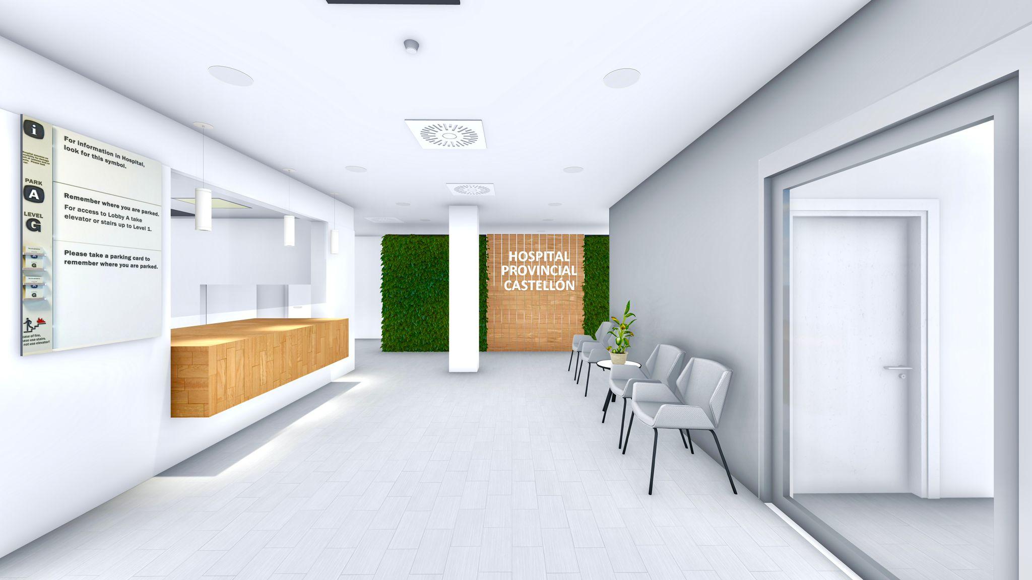 Sanitat adjudica les obres del nou edifici d'oncologia de l'Hospital Provincial de Castelló
