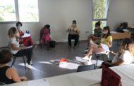 Arranca a Santa Magdalena el taller de formació bàsica en cures a persones majors dependents