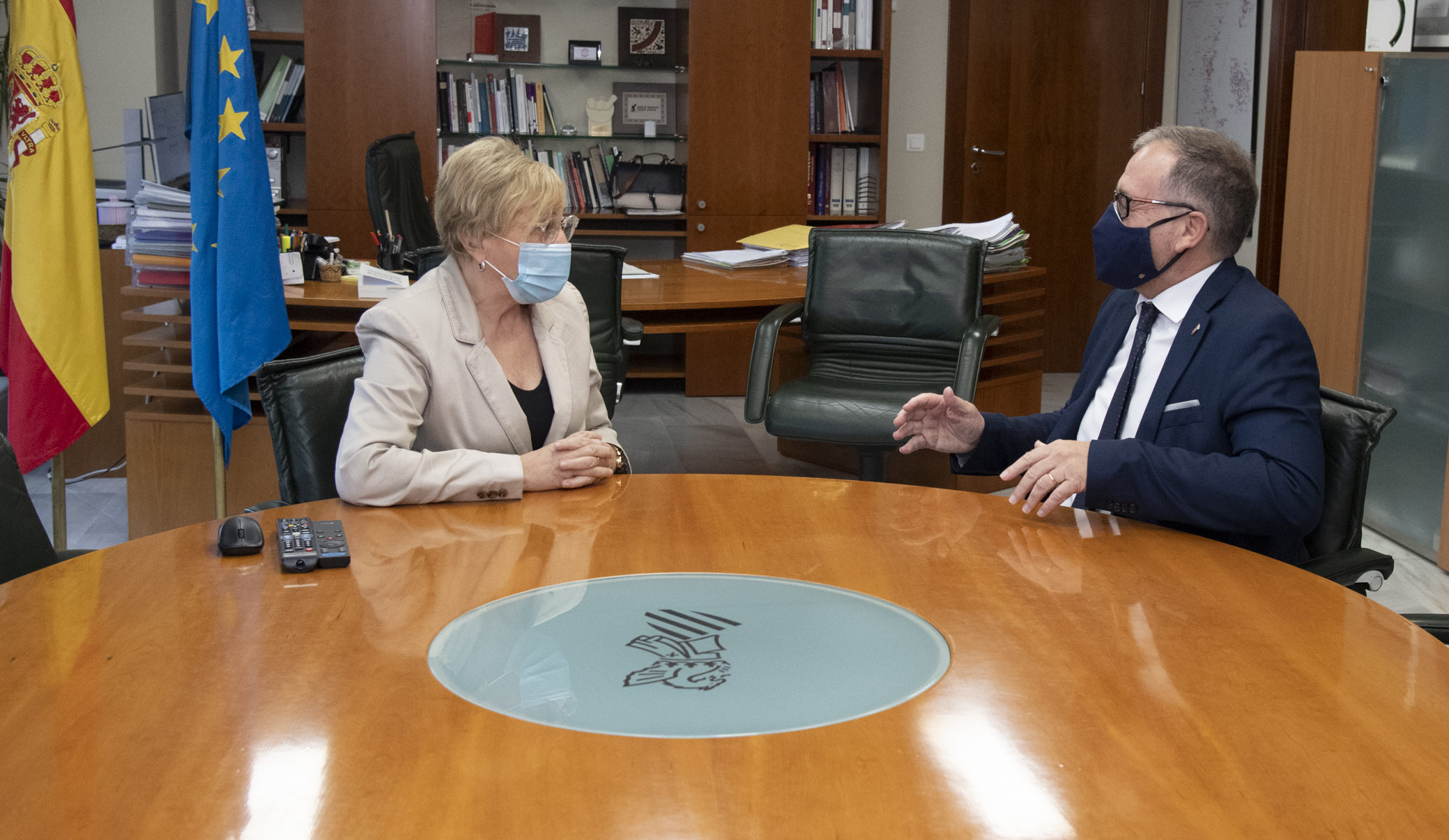 """Martí celebra l'anunci de la culminació de l'edifici d'oncologia del Provincial: """"Serà una referència"""""""