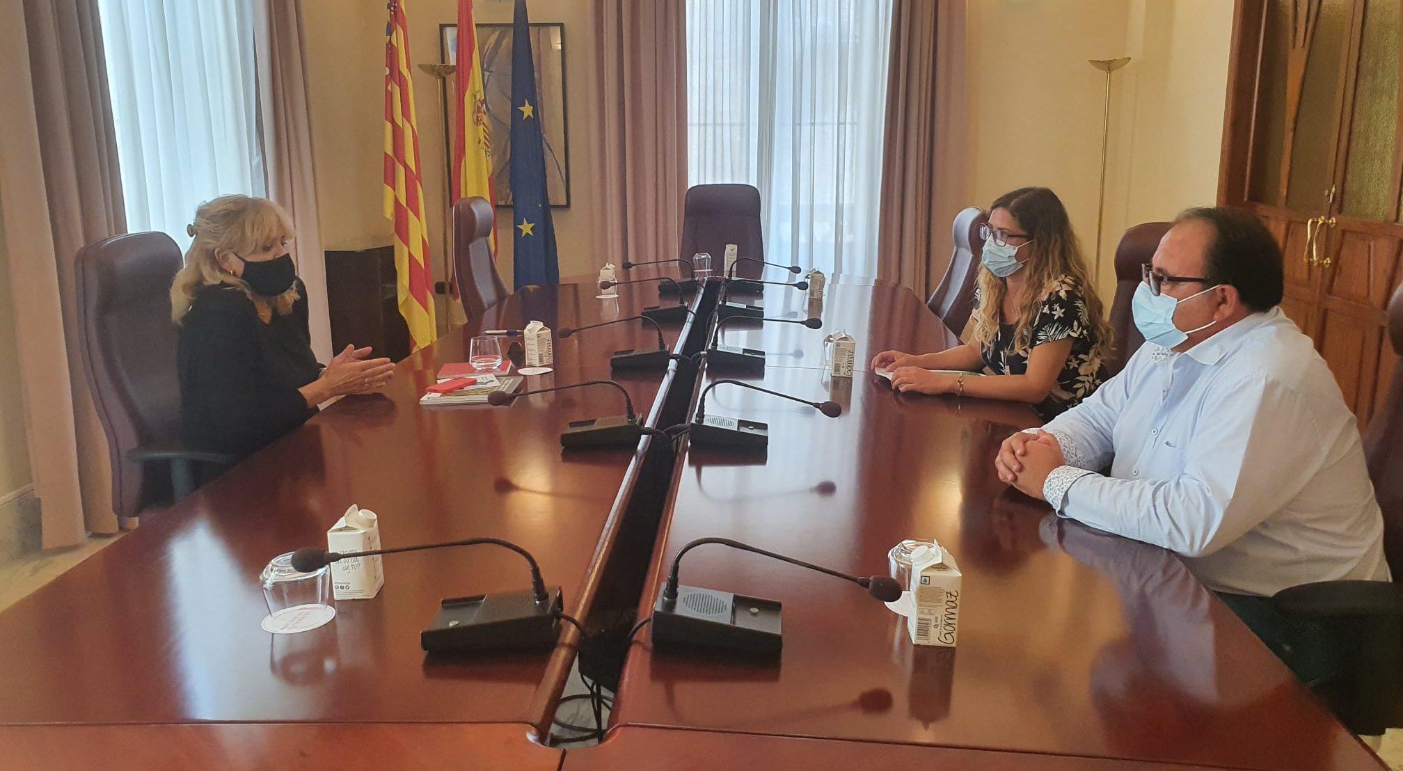 El GAL Maestrat Plana Alta planteja a la Generalitat col·laborar per a combatre la despoblació