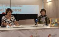 PRESENTACIÓ DEL LLIBRE 'GUIA SENTIMENTAL DEL MAESTRAT' A LA FUNDACIÓ CAIXA VINARÒS 25-09-2021