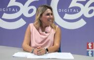 Marta Barrachina, presidenta provincial del Partit Popular a L'ENTREVISTA de C56 15-09-2021