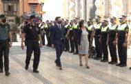 LA POLICIA LOCAL DE BENICARLÓ  CELEBRA EL DIA DEL PATRÓ 29-09-2021