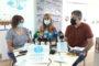 Martí enalteix el treball de Creu Roja per a atendre l'increment de les incidències socials arran de lapandèmia