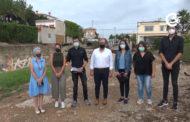 Visita als danys produïts pel últim temporal a Vinaròs 03-09-2021