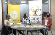 PRESENTACIÓ DEL FESTIVAL DE CONTES AL MAESTRAT CONTA'M A CANET LO ROIG 23-09-2021