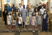 Homenatge a la Verge de l'Ermitana de Peníscola per part de l'Associació Cultural de Moros i Cristians 17-09-2021