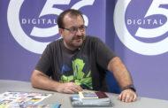 PABLO CASTELL, EDITOR DE L'EDITORIAL ANTINEA A L'ENTREVISTA DE C56 01-10-2021