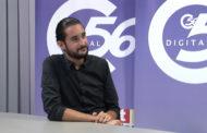 Marc Albella, primer tinent d'alcalde de Vinaròs, a L'ENTREVISTA de C56 10-09-2021
