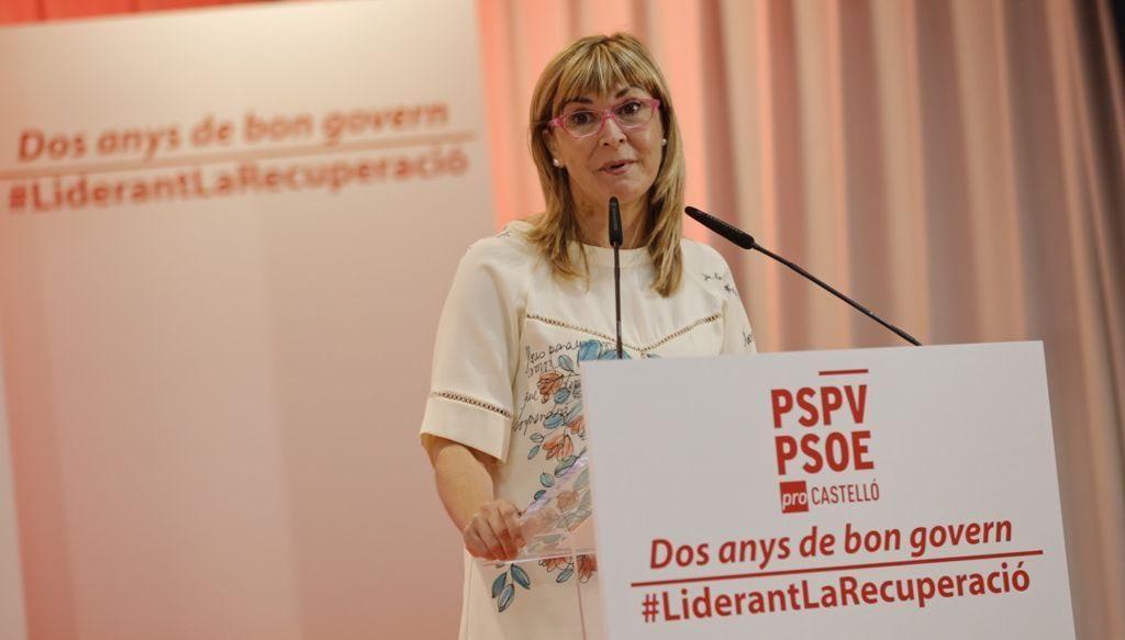 Ros (PSPV-PSOE) reitera el compromís de Sánchez amb l'activació de nous serveis de tren entre Castelló i Vinaròs