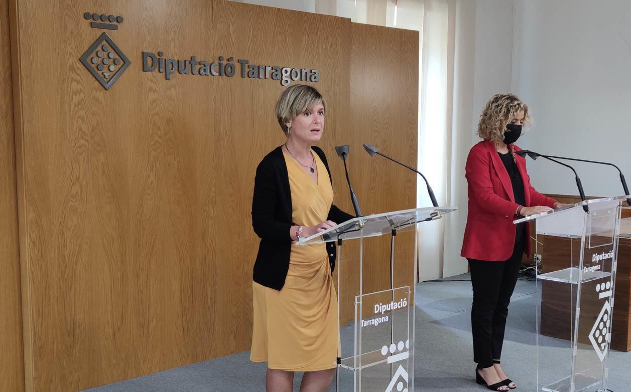 La Diputació de Tarragona lidera la captació de fons europeus per als municipis de la demarcació