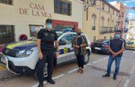 Càlig adquireix un vehicle per a la Policia Local