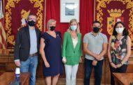 La consellera Bravo es reuneix amb l'alcaldessa de Càlig i l'edil de Promoció de Vinaròs per a valorar els danys