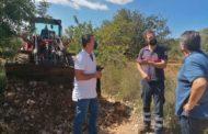 Peníscola destinarà aquest quadrimestre més de 80.000euros a la millora de camins veïnals i rurals