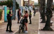La Policia Local de Benicarló engega una campanya per frenar les distraccions al volant